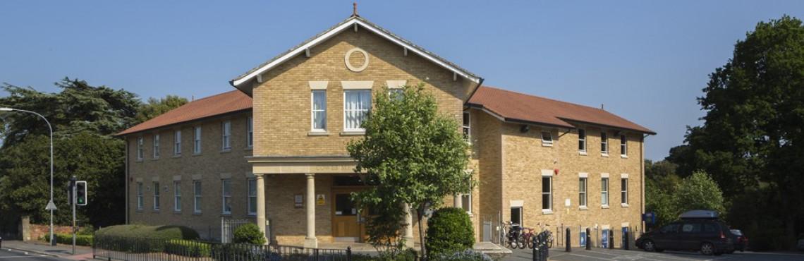 Charles Higgins Cowes Medical Centre